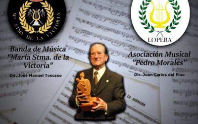 """Nuestra Banda de Palio la A.M. """"Pedro Morales"""" afronta importantes compromisos musicales"""