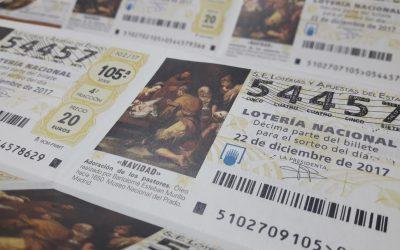 Comienza la venta y reparto de Lotería de Navidad
