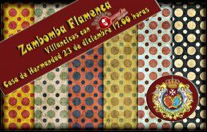 Zambomba Flamenca el próximo 23 de diciembre