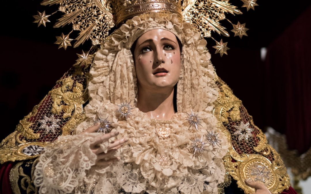 Hoy Eucaristía Mensual y por las intenciones del proceso Pro-Coronación