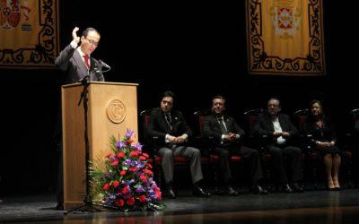 NHD Agustín Lopez Marjalizo ofrece un gran Pregón arropado por su Hermandad