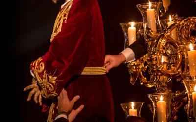 Mañana domingo Solemne Traslado del Señor a su paso procesional
