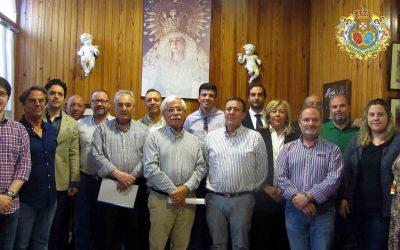 Constituida la Comisión Pro-Coronación de Ntra. Sra. del Rosario en sus Misterios Dolorosos