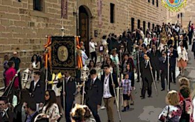 Participación de los hermanos en la Procesión del Corpus Christi