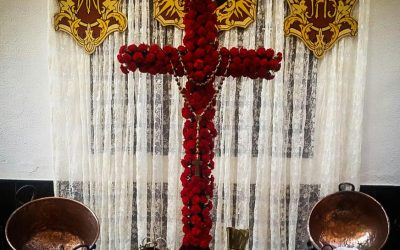 Nuestra Hermandad inaugura hoy su Cruz de Mayo