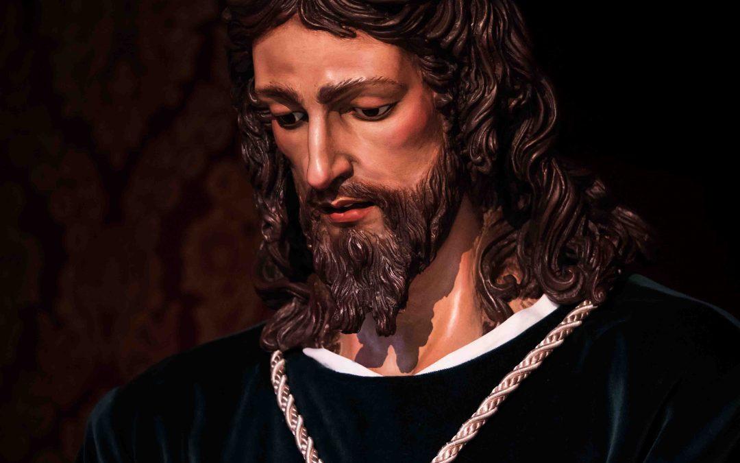 Ntro. Señor Jesucristo en su Prendimiento estrena túnica para tiempo ordinario (incluye galería)