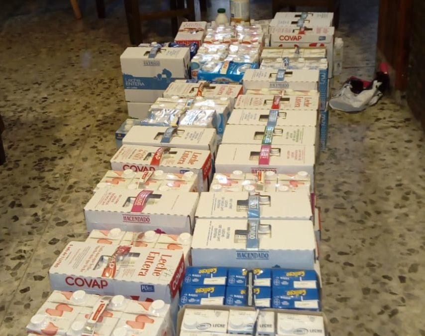 Concluye la Campaña de Recogida de leche con buenos resultados