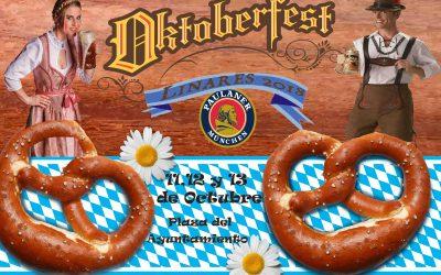 La Oktoberfest 2018 será organizada por nuestra Hermandad del 11 al 13 de Octubre
