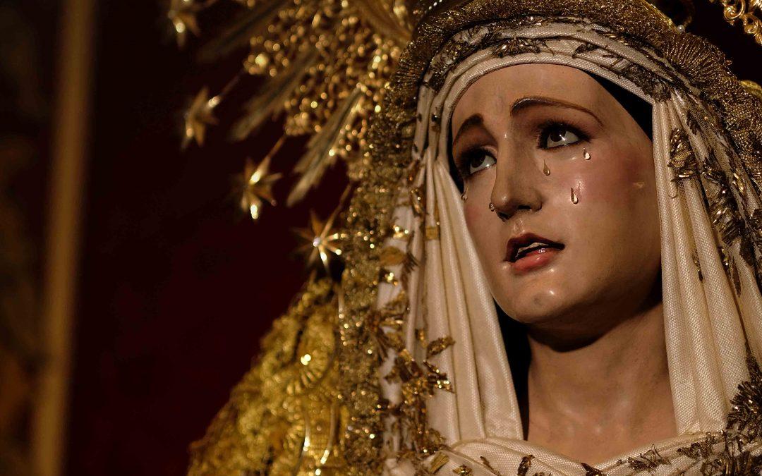 Hoy Jueves Santo a las 12 horas Rezo del Ángelus