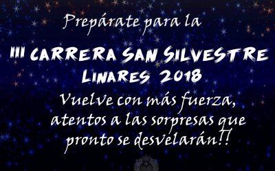 Prepárate para la III Carrera San Silvestre Linares