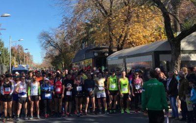 """La III Carrera San Silvestre """"Ciudad de Linares"""" finaliza con gran éxito.Incluye galería."""