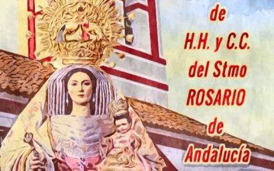 Nuestra Hermandad estará representada en el XX Congreso de Hermandades del Rosario de Andalucía