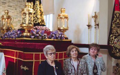 Reconocimiento a nuestras Camareras María Muñoz, Rita Molero y Ana Almazán