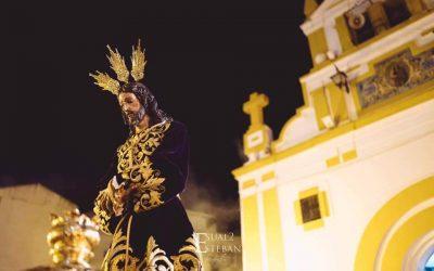 Hoy regreso del Señor del Prendimiento a San Agustín junto a la Banda del Rosario