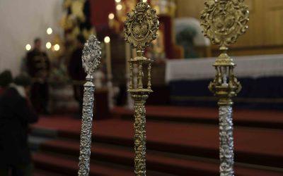 Restauraciones, novedades y donaciones de cara al próximo Jueves Santo
