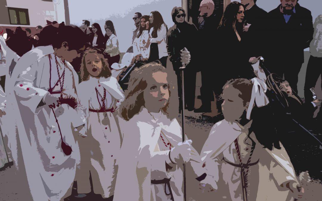 Normativa y recomendaciones sobre el Tramo Infantil de nuestra cofradía