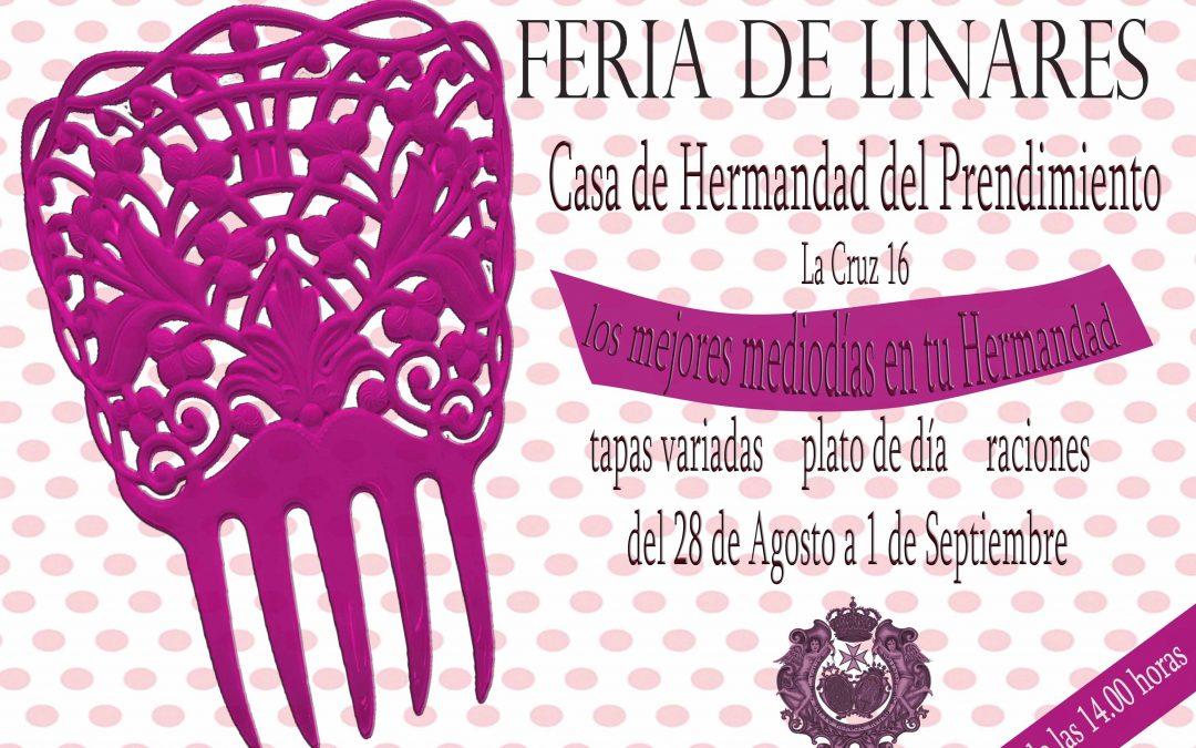Feliz Feria de San Agustín 2019. Vívela en tu Casa de Hermandad.