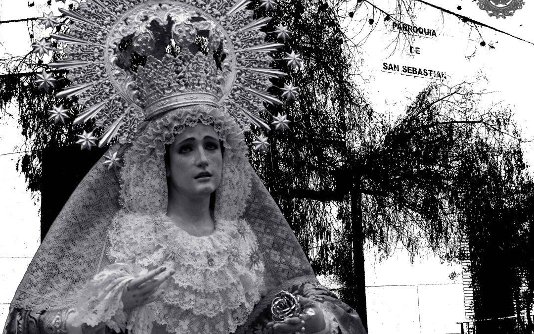 La Virgen de Rosario visitará la parroquia de San Sebastián en Rosario de la Aurora