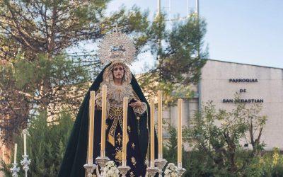 Así fue el Rosario de la Aurora a la parroquia de San Sebastian (incluye galería)