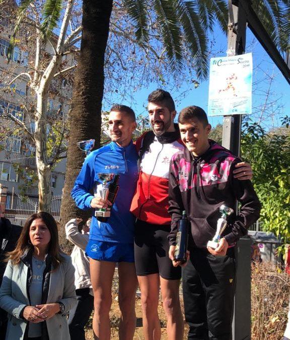 Gran éxito de la IV Carrera solidaria San Silvestre