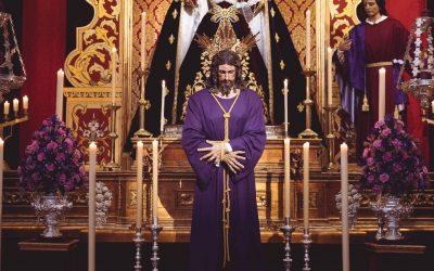 Miércoles de Ceniza. Veneración de Ntro. Pdr. Jesús en su Prendimiento