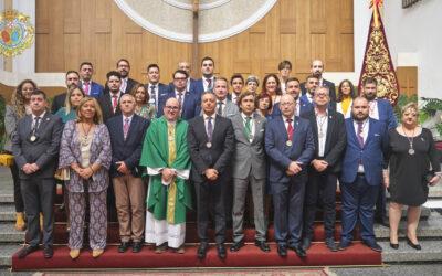 NHD Joaquín Gonzalez y su Junta de Gobierno juraron sus cargos.