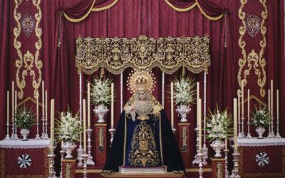 Comienza la Veneración a la Virgen del Rosario por su Solemne Festividad